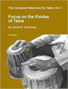 Focus on the Kaidas of Tabla