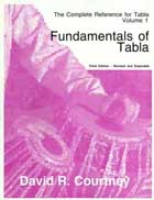 Fundamentals of Tabla - book