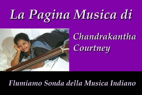 La Pagina Musica di Chandrakantha