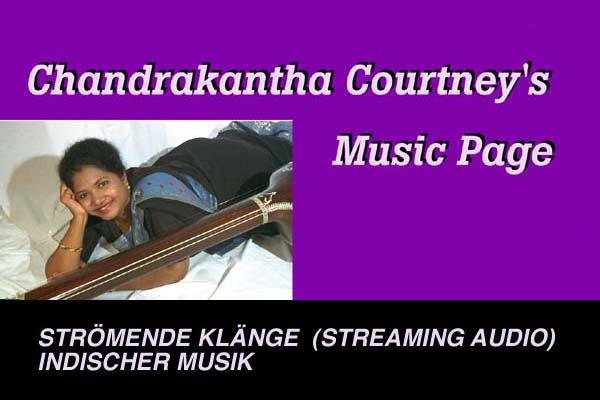 Chandrakantha Courtney's Music Page